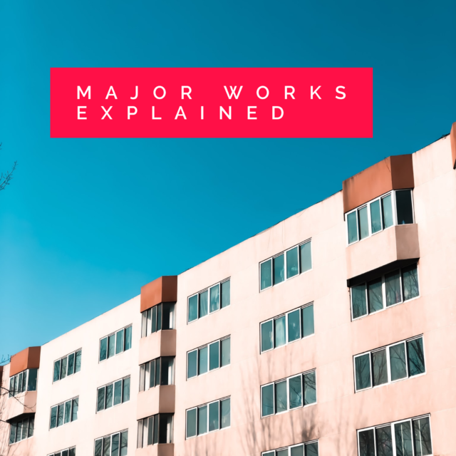 Major Works with LMP Law - Landlord and Tenant Act