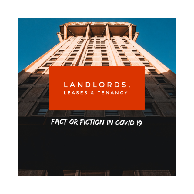 Property Law - fact or fiction in Covid times by LMP Law