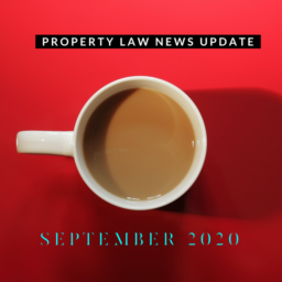 Property Law News Update 2020 by LMP Law