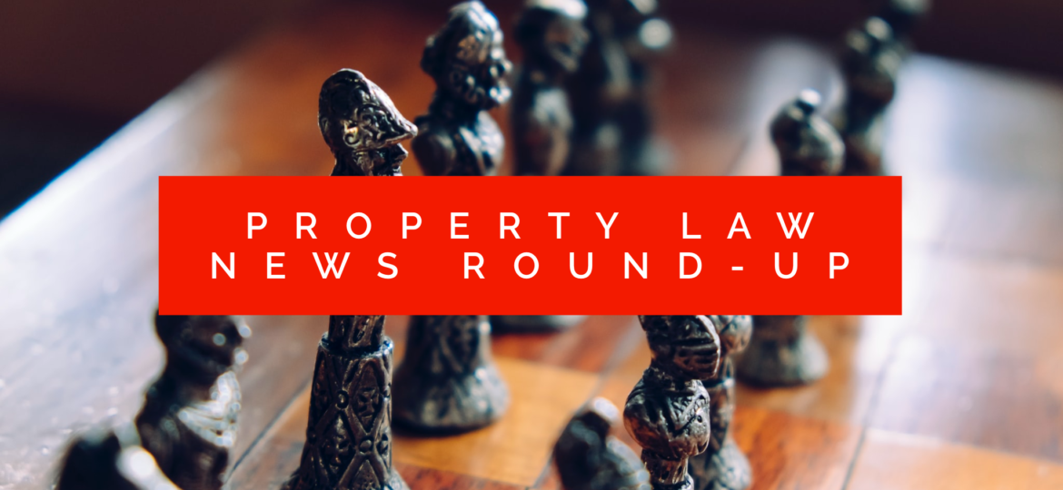 Property Law in Covid Times Round Up News 2020 by LMP LAW